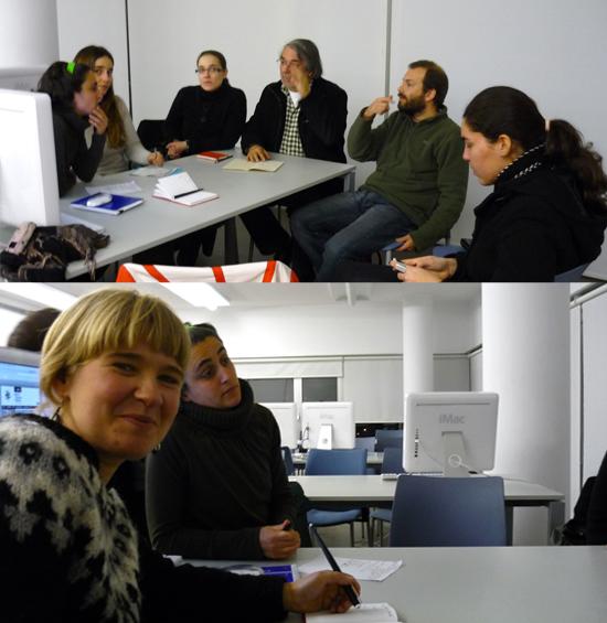 Identidades meeting